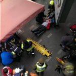 Gobierno chileno califica de acto terrorista explosión de bomba en estación de metro