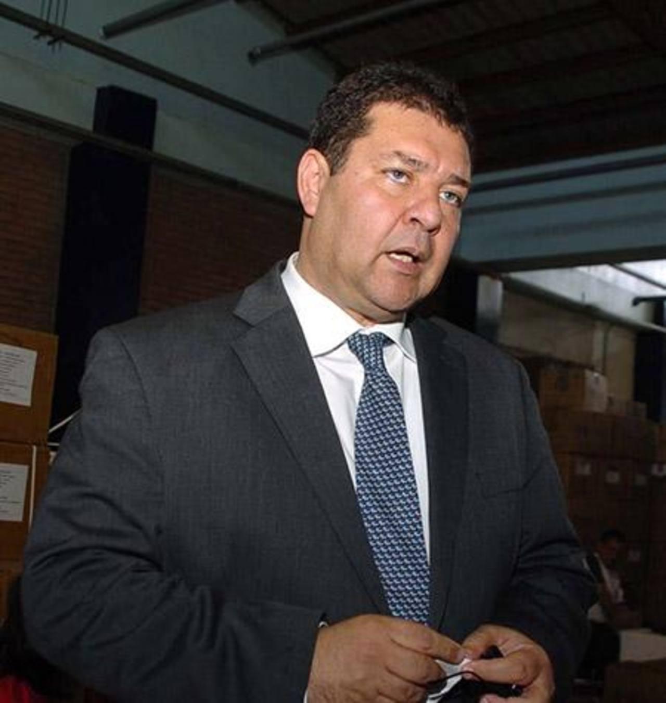 Javier Pastor, exviceministro de Salud, acusado de lavado de activos del Seguridad Social hondureño. foto edh /cortesía la tribuna