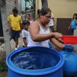 ANDA anuncia servicio irregular para algunos sectores de San Salvador