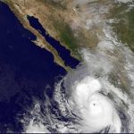 El huracán Odile