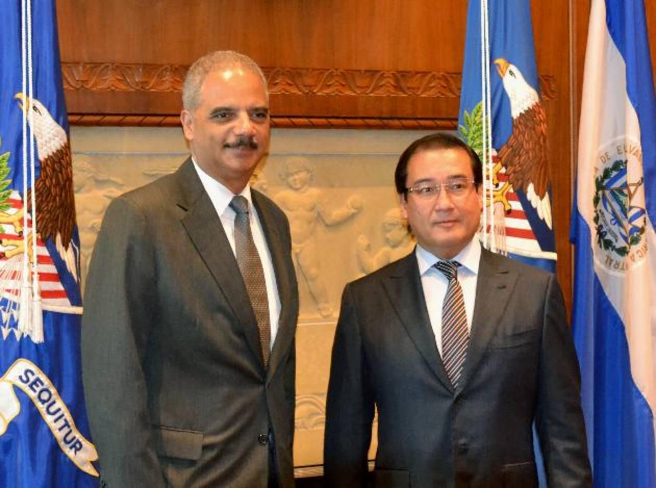 Luis Martínez, Fiscal General