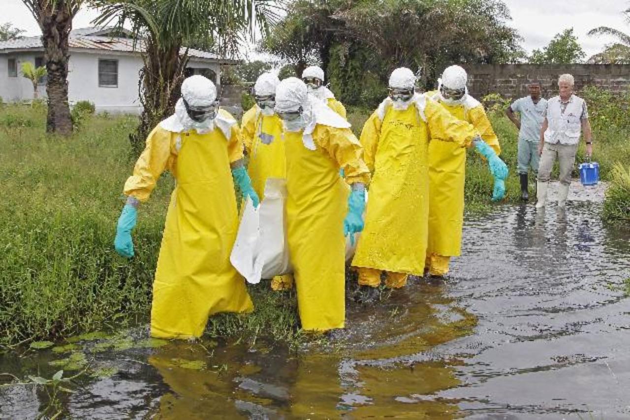 Donantes interesados en financiar terapias sanguíneas para atajar el ébola