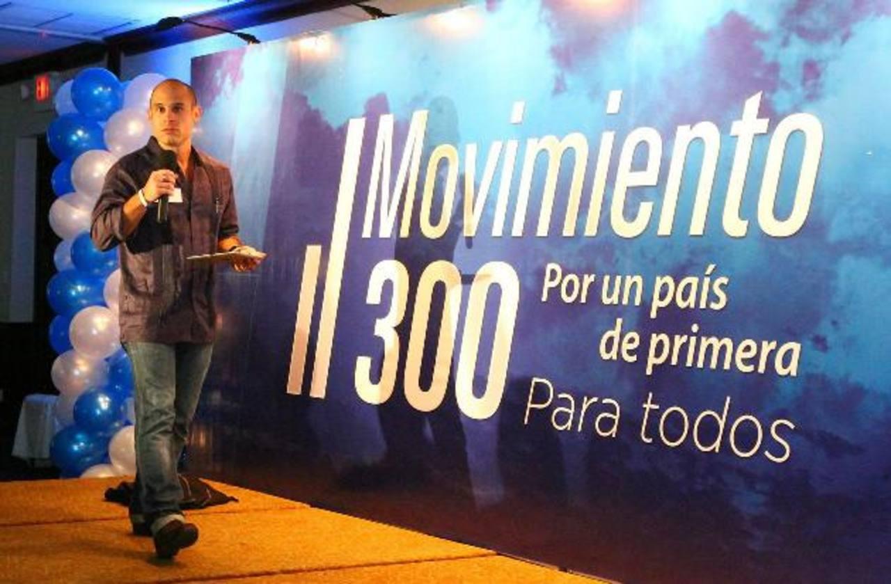 El Movimiento 300 hace un recuento de las promesas de campaña de Sánchez Cerén y no hay avances. foto edh / archivo
