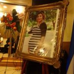 Funeraria Michael J. Grant (Suffolk Avenue, Brentwood) donde fue velada la salvadoreña Milagro Vásquez-Canjura, quien fue asesinada el sábado 30 de agosto en Bay Shore, Nueva York.