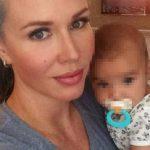 Mujer salva a su bebé antes de ser asesinada