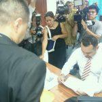 Representantes de la Fiscalía interpusieron un recurso de apelación contra el arresto domiciliar de Francisco Flores.
