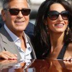 George Clooney se casa con Amal Alamuddin