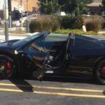La Policía de Fontana arrestó a Earnie Hooks, de Los Ángeles, por robarse el mismo Ferrari dos veces.