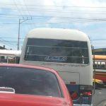 Cientos de automovilistas atascados en el centro capitalino.