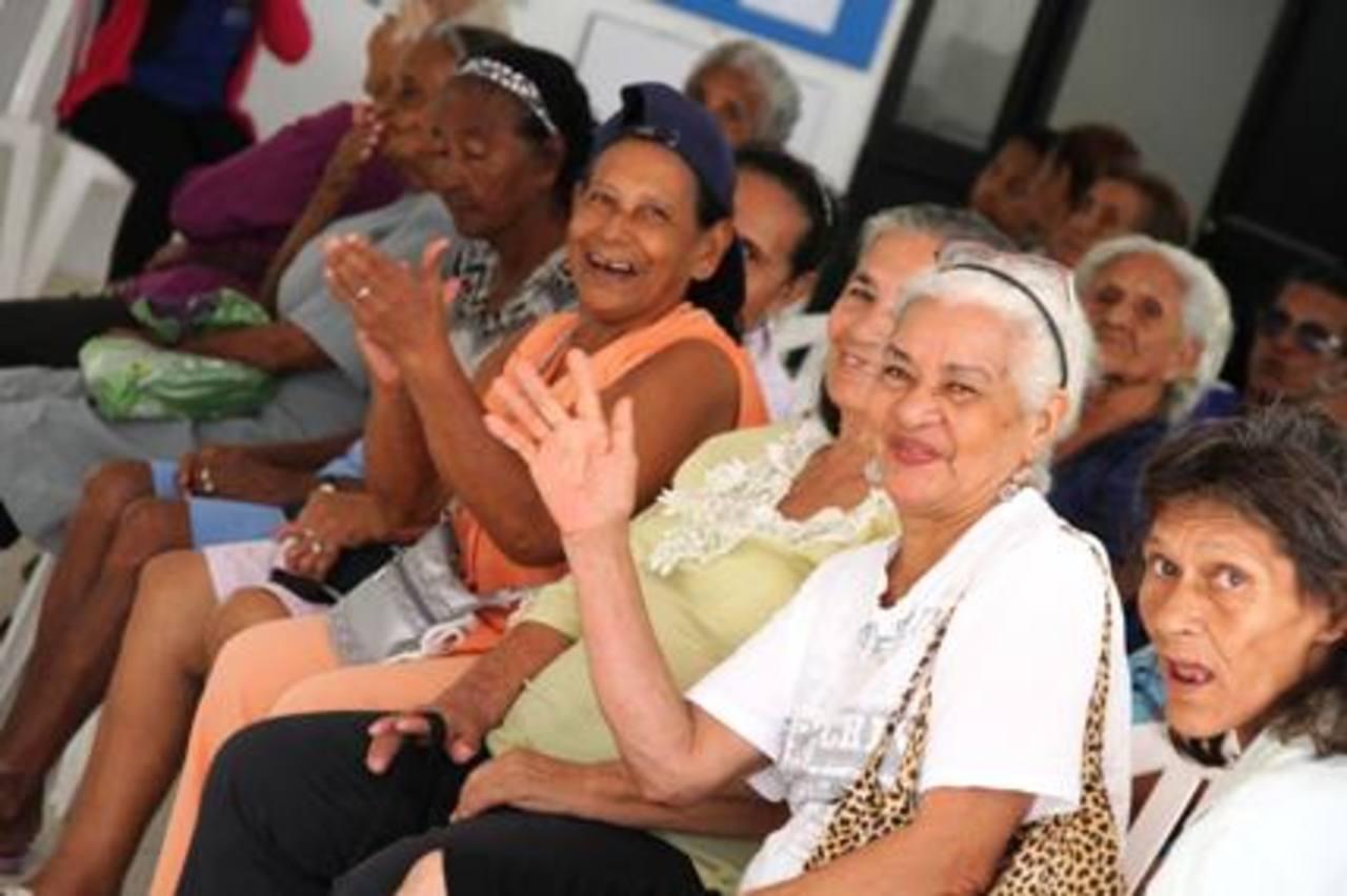 Los adultos mayores beneficiados serán escogidos de acuerdo a su riesgo social.