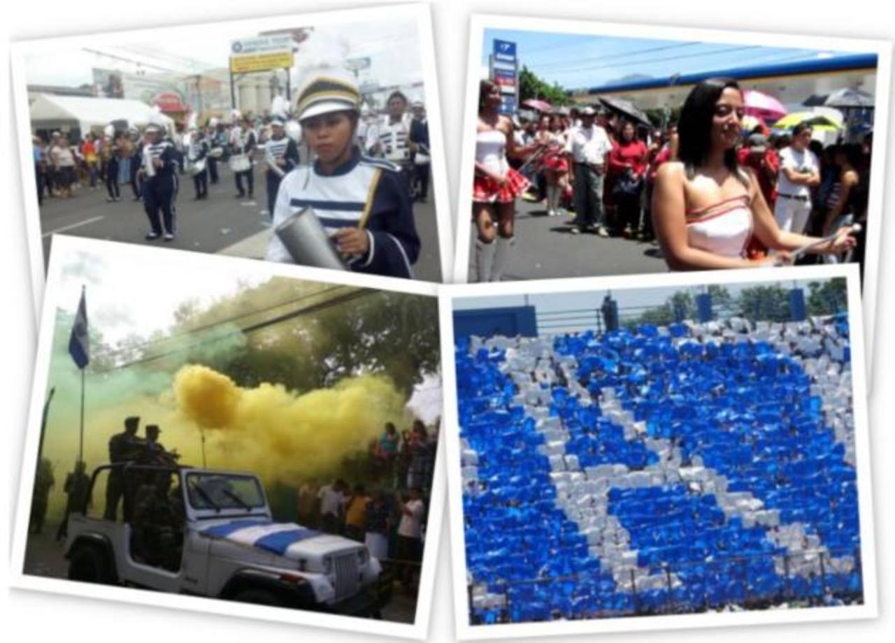 Las 5 atracciones de los desfiles cívicos