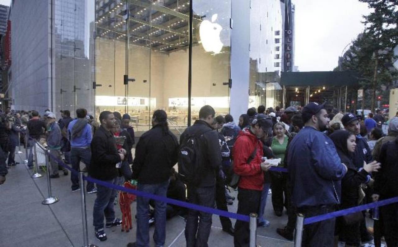 Apple presentará hoy el nuevo iPhone 6