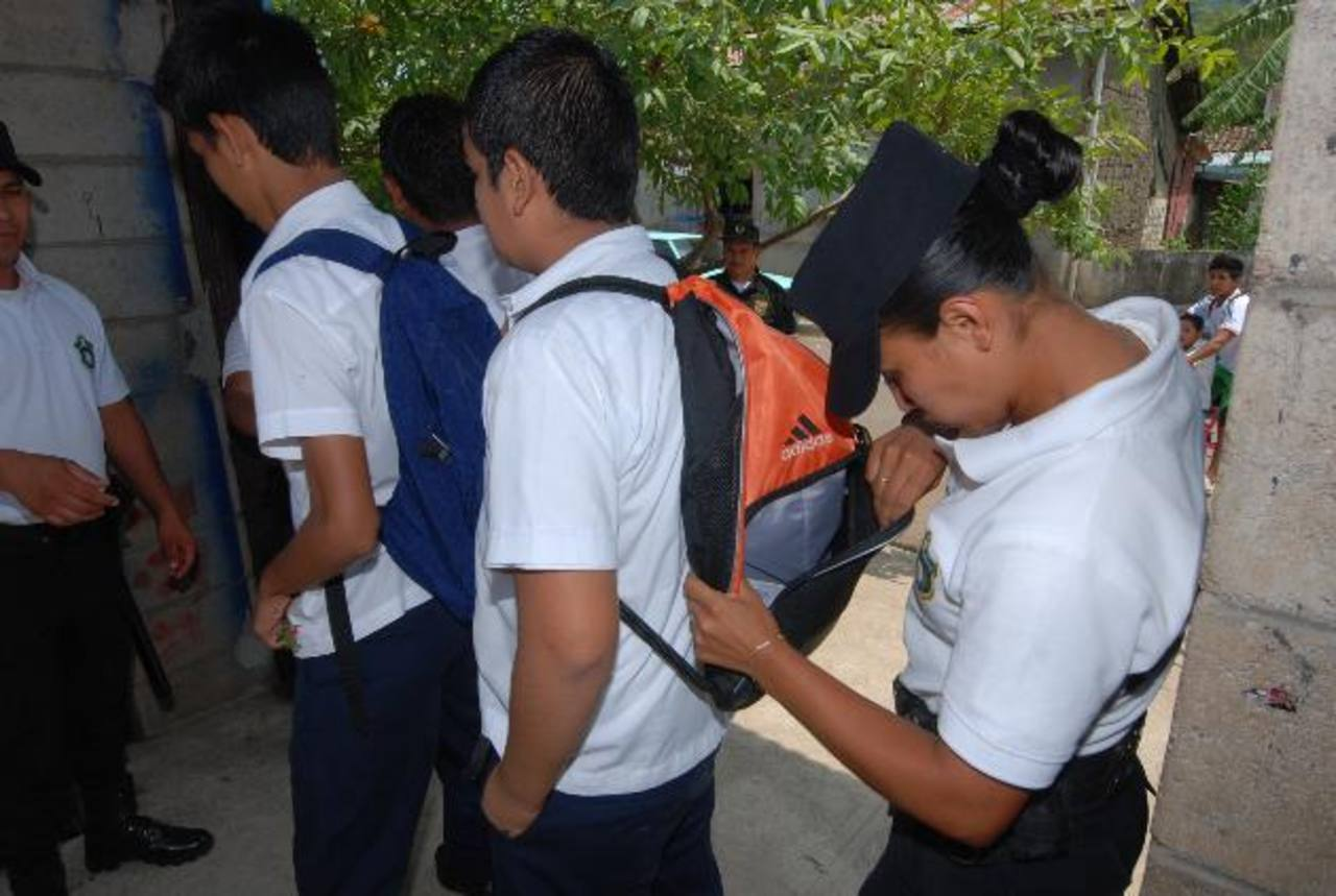Según la UNICEF los escolares salvadoreños han sufrido algún tipo de bullying