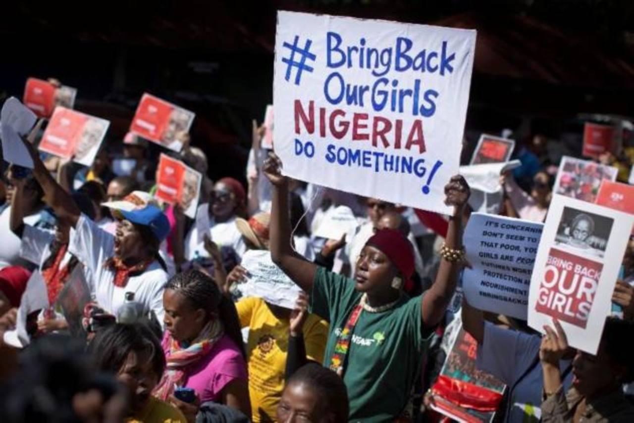Liberan a una de las jóvenes secuestradas por militantes de Boko Haram