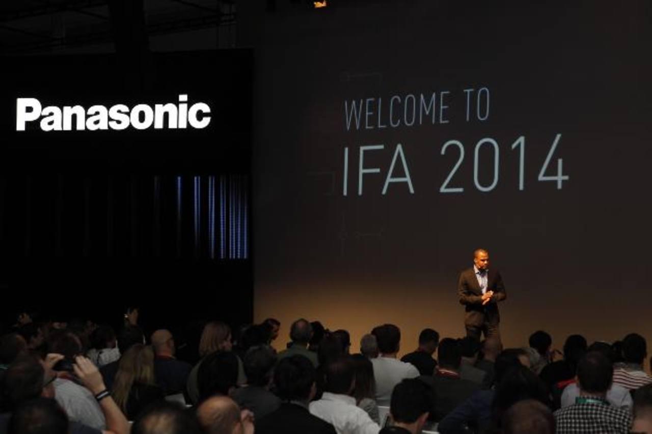 Panasonic participa en la Feria Tecnológica IFA 2014