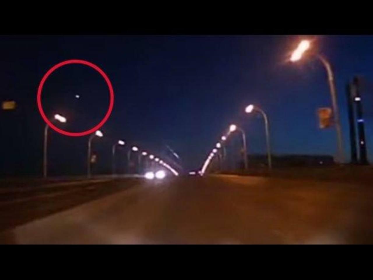 ¿Meteorito o restos de nave espacial surca cielo de Rusia?