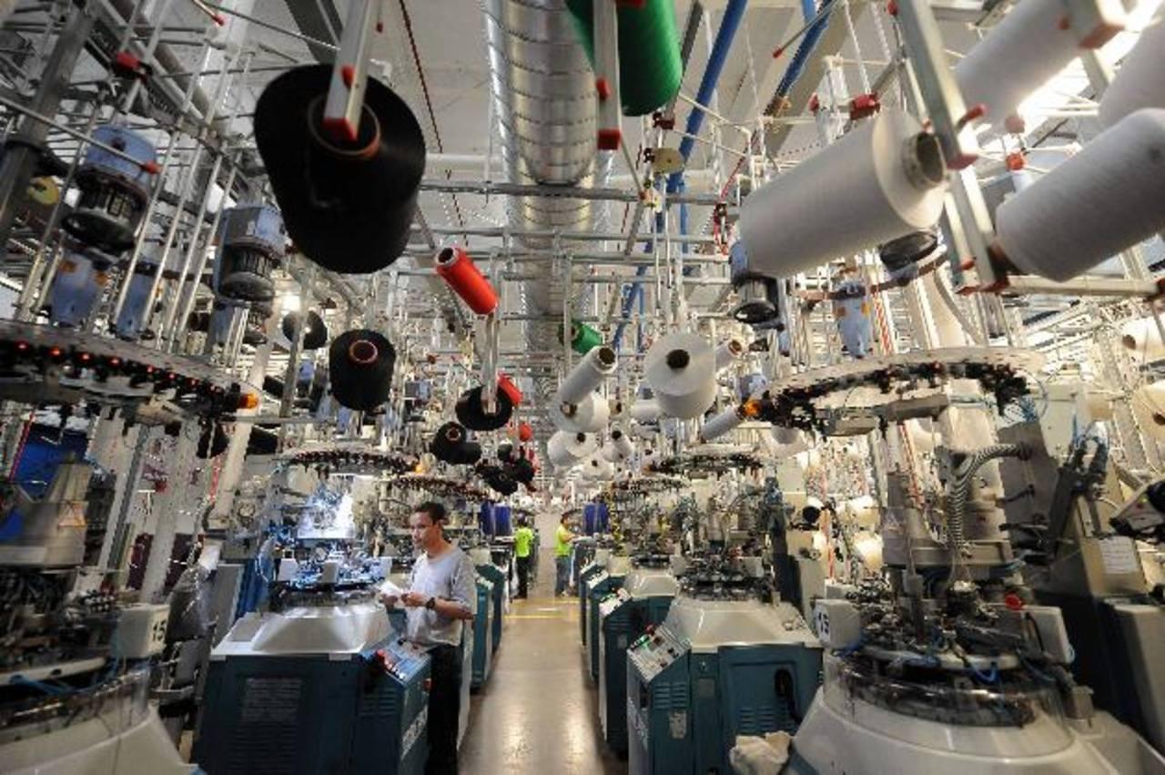 La empresa textilera se irá de Costa Rica para tratar de optimizar sus recursos. La mano de obra de este país se encareció en los últimos años. Foto edh/ARCHIVO