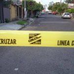 Una maleta que tenía restos humanos en su interior fue hallada en las cercanías del estadio Cuscatlán.