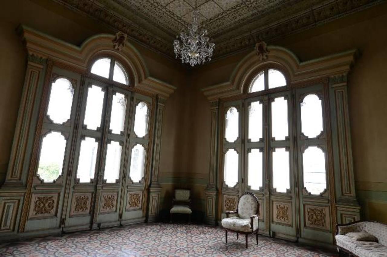 Palacio Nacional joya ecléctica