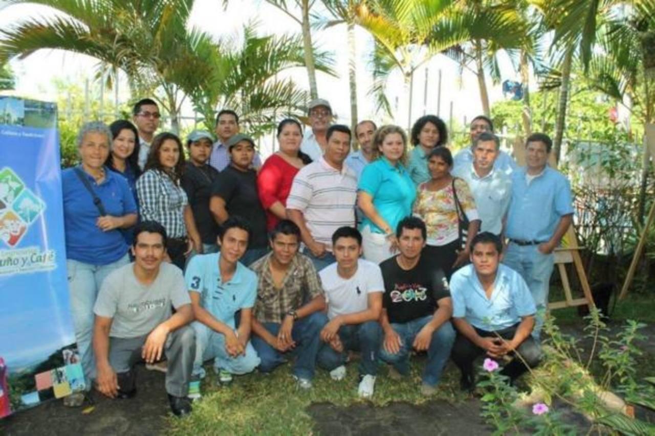 Vecinos de la Cordillera El Bálsamo tendrán su primer festival de productos regionales. Foto EDH / CORTESÍA.