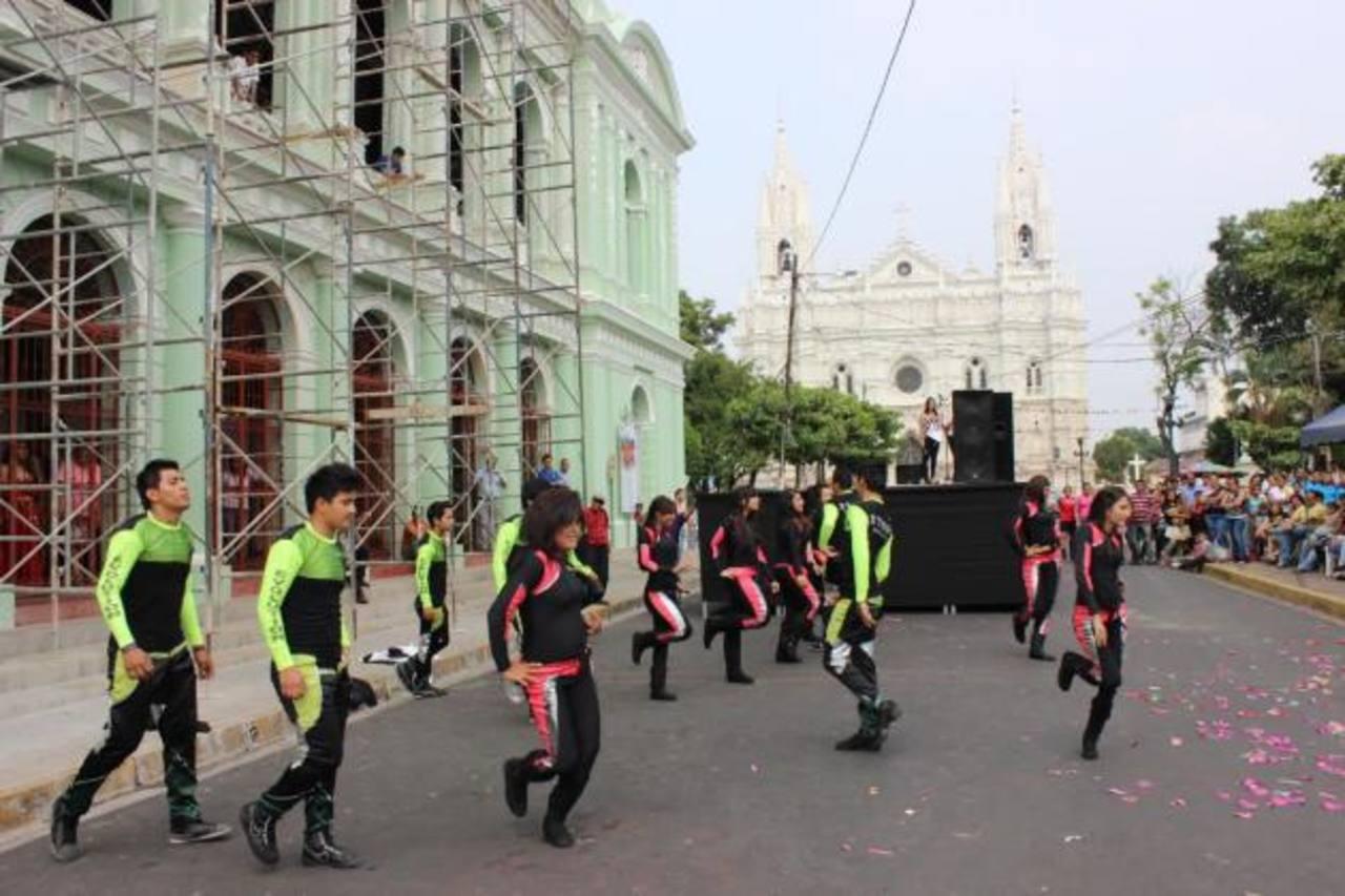 Los organizadores espera una buena asistencia a las actividades que tendrán mañana. Foto EDH / CORTESÍA