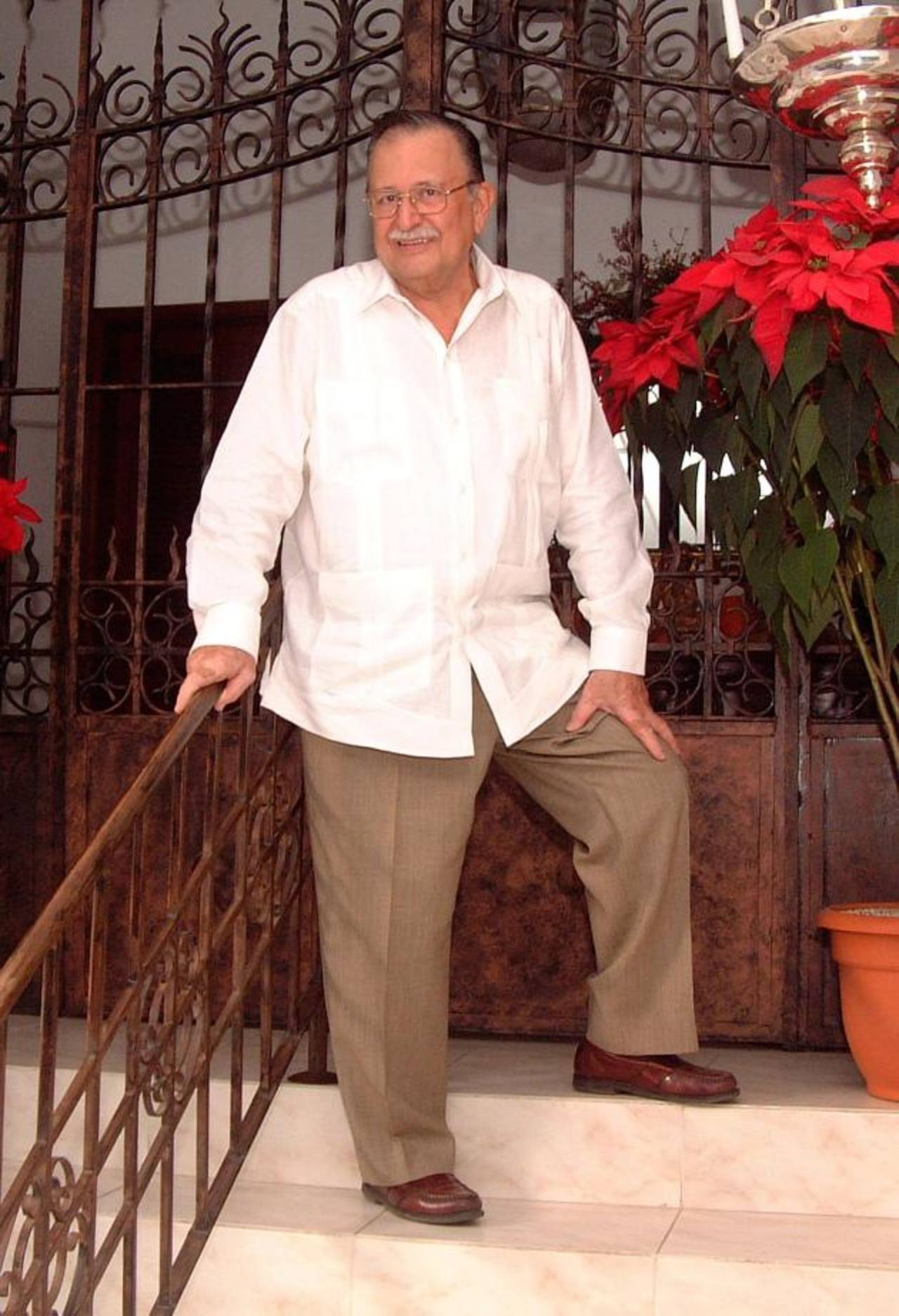 Alfonso Quiñónez Meza será recordado por su entrega al país