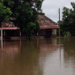 Más de 2 mil 300 personas afectadas por desbordamiento de río Coyolate en la Nueva Concepción, Escuintla.