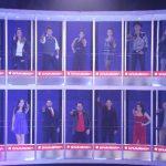 Para el próximo domingo habrán 14 nuevas interpretaciones y un eliminado al final de la gala. Foto tcS.