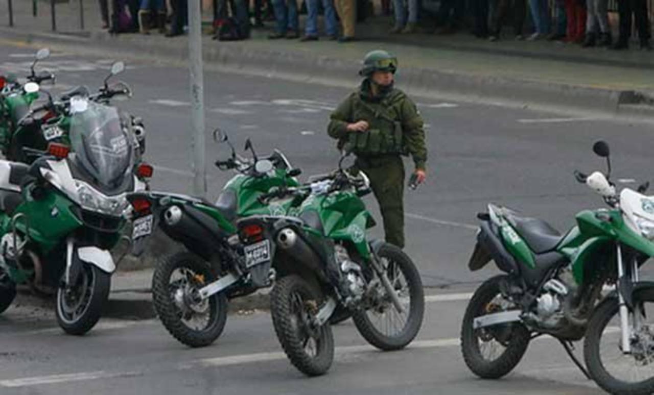 Explota otro artefacto Chile y deja 2 personas con trauma acústico