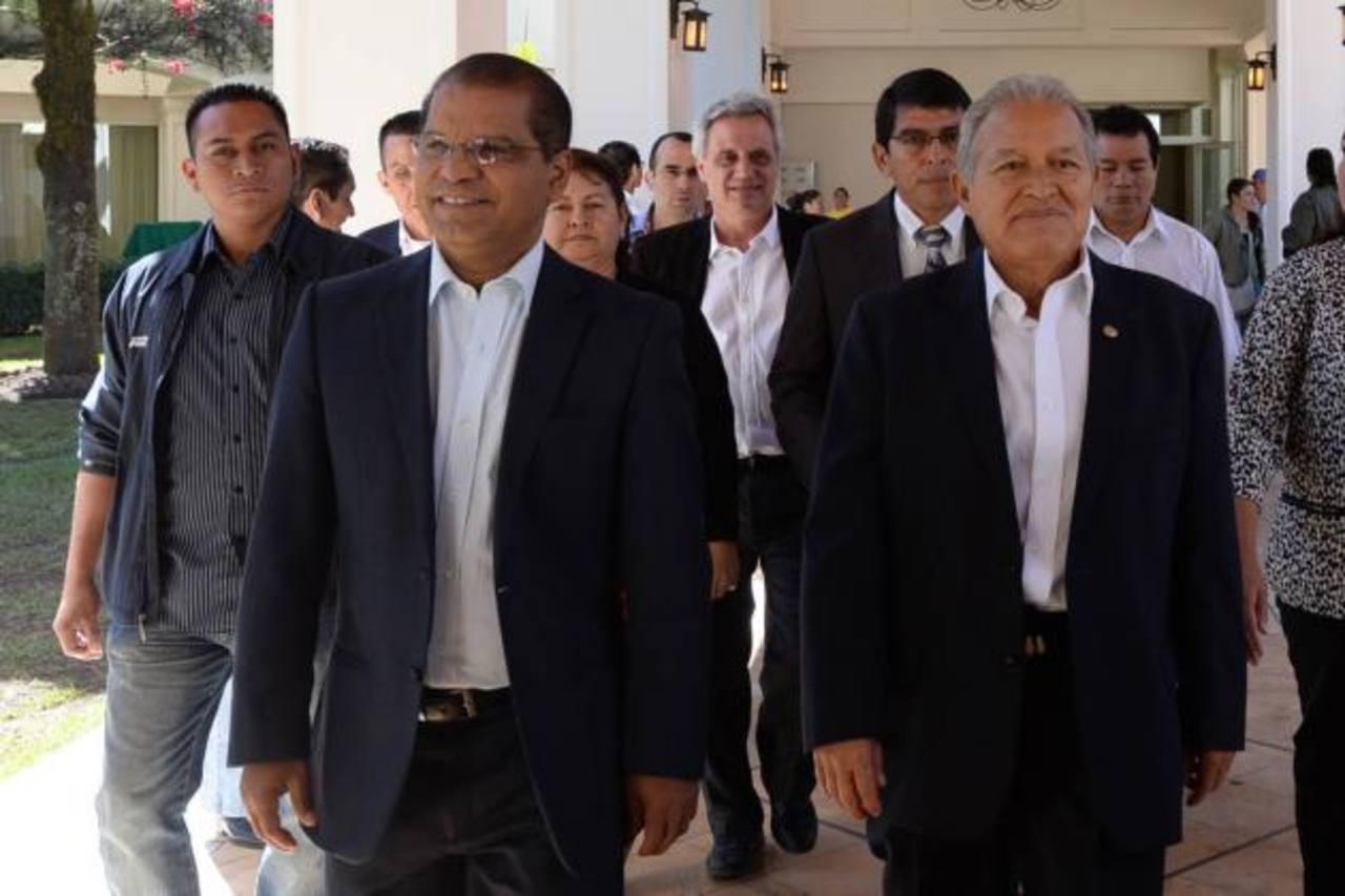 FMLN admite que Alba apoyó campaña presidencial