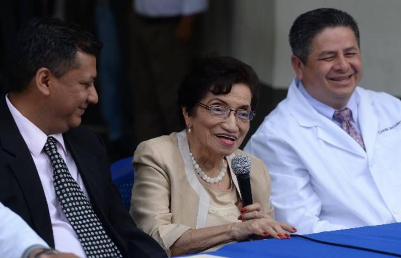 Exministra Rodríguez apoya despenalizar aborto