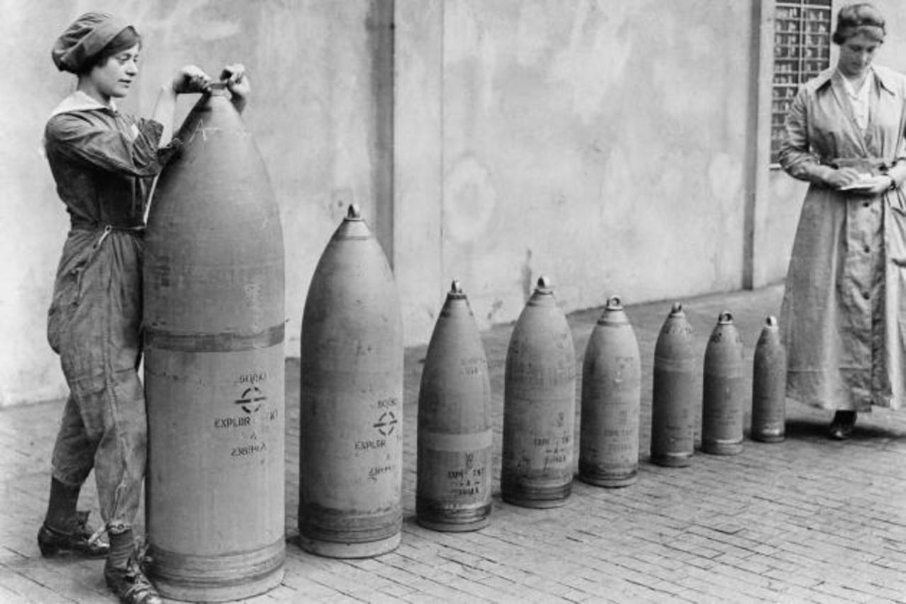 10 datos curiosos sobre la Primera Guerra Mundial