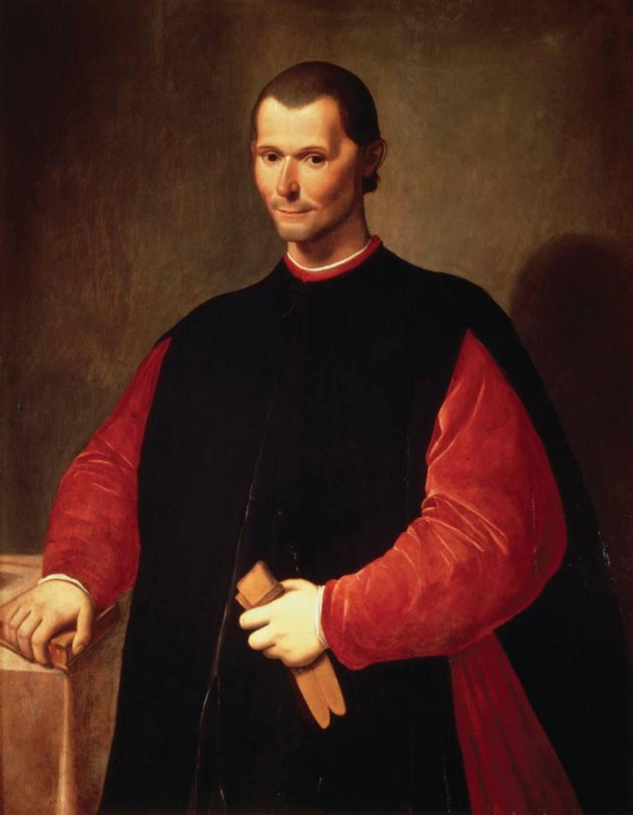 Las comedias de Maquiavelli: ordenar los deseos privados para ordenar la vida política