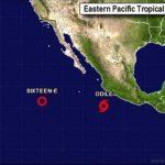 Tormenta Odile se aleja de costa mexicana pero aún genera lluvias