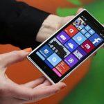 El Lumia 830 viene con soporte para conectividad LTE, NFC, Wi-Fi y Bluetooth 4.0.