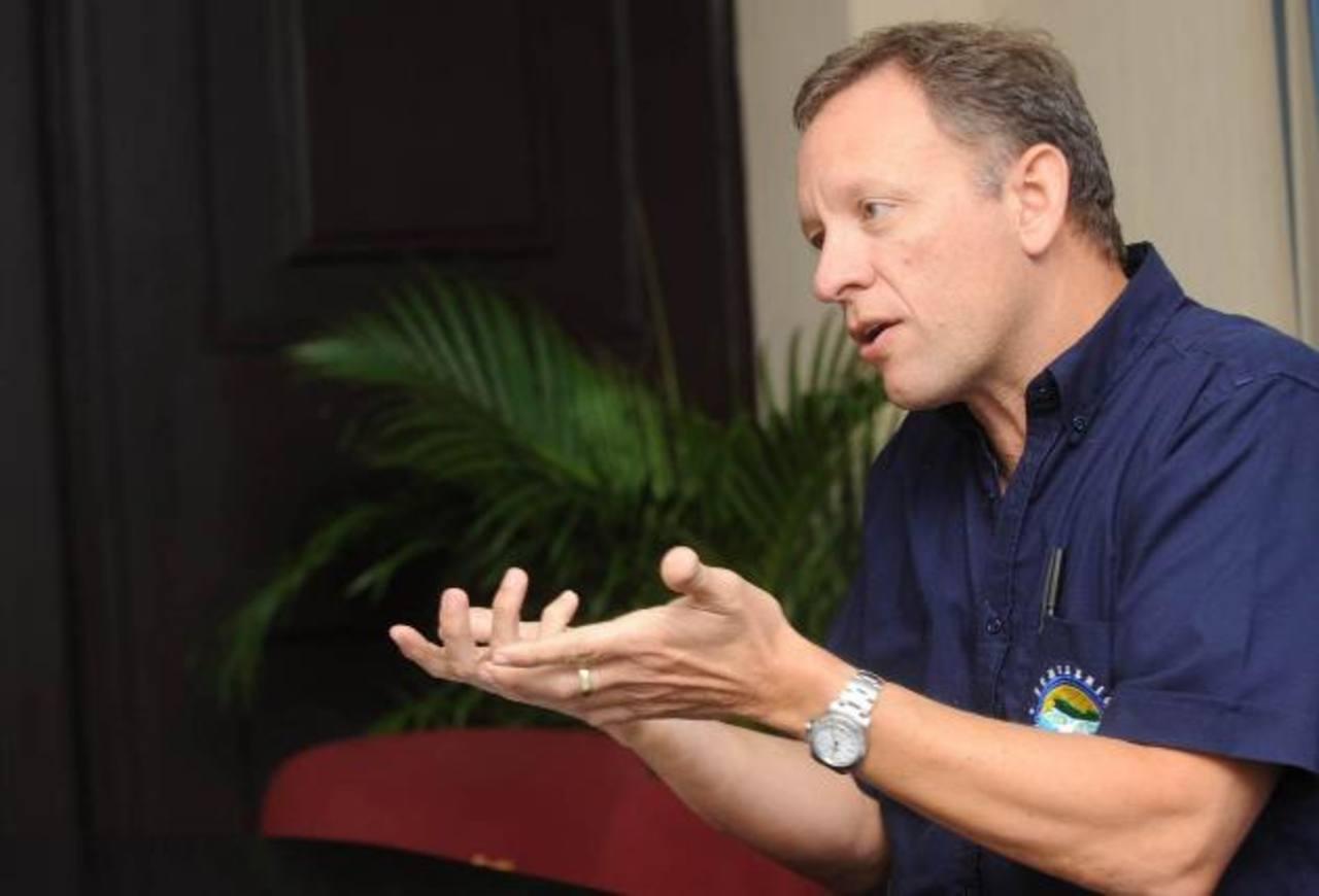 José Ángel Quirós, director ejecutivo de Fusades, estuvo a cargo de los proyectos realizados durante el primer Fomilenio. EDH /archivo
