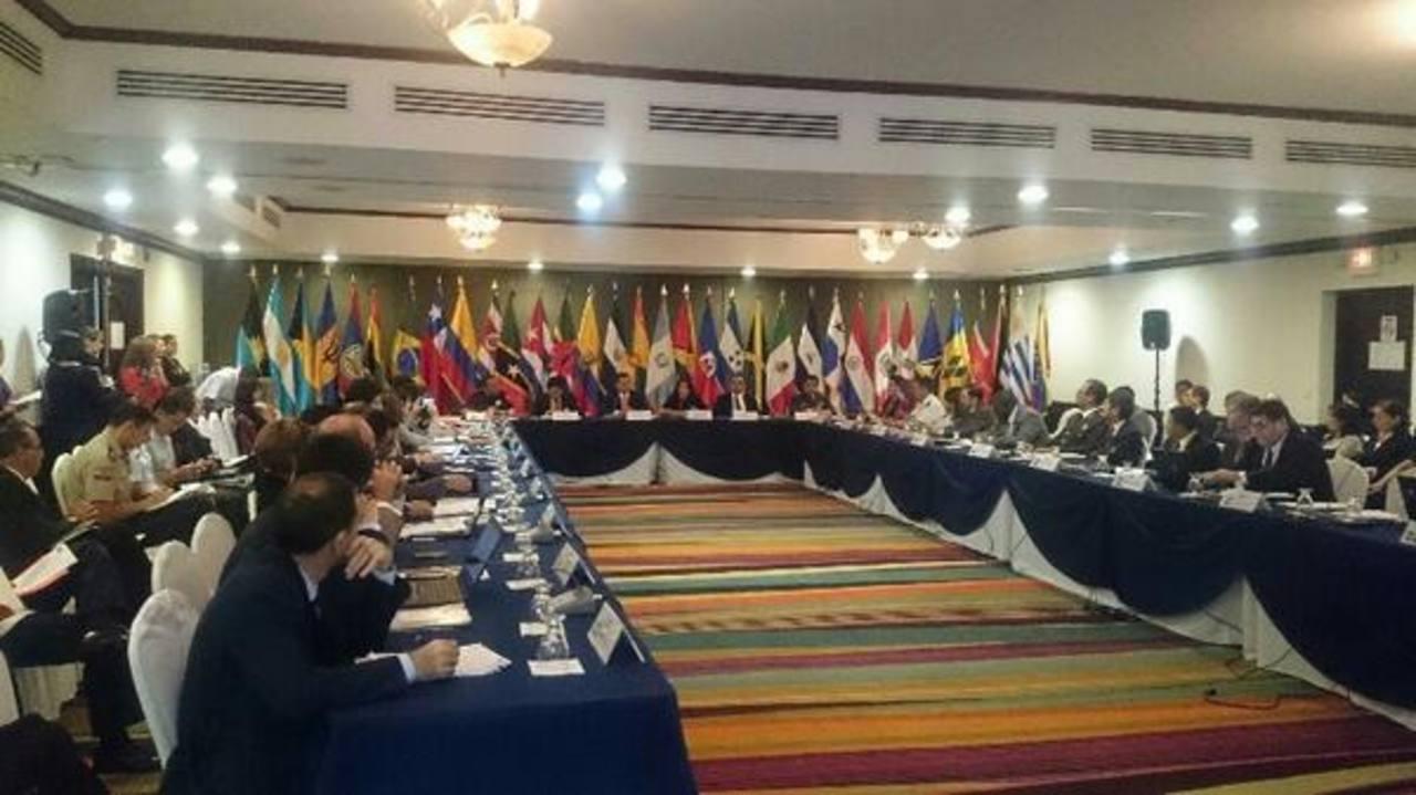 El Salvador es sede la primera Reunión del Grupo de Trabajo de la Comunidad de Estados Latinoamericanos y Caribeños (Celac).