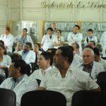 Médicos continuarán protestas sino llegan a acuerdos con autoridades