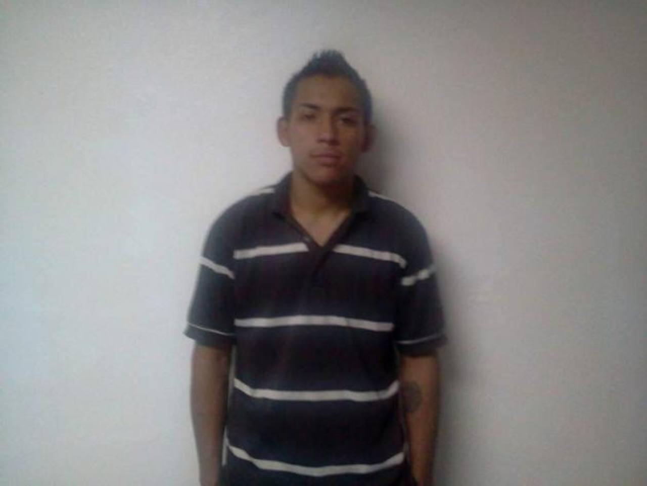 """Jonathán Francisco Campos Ponce, de 22 años, alias """"Little One""""."""