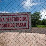 El acceso a la zona permanece restringido