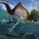 Spinosaurus aegyptiacus, el primer dinosaurio semiacuático conocido