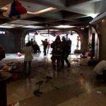 Al menos ocho heridos tras explotar bomba en metro de Chile
