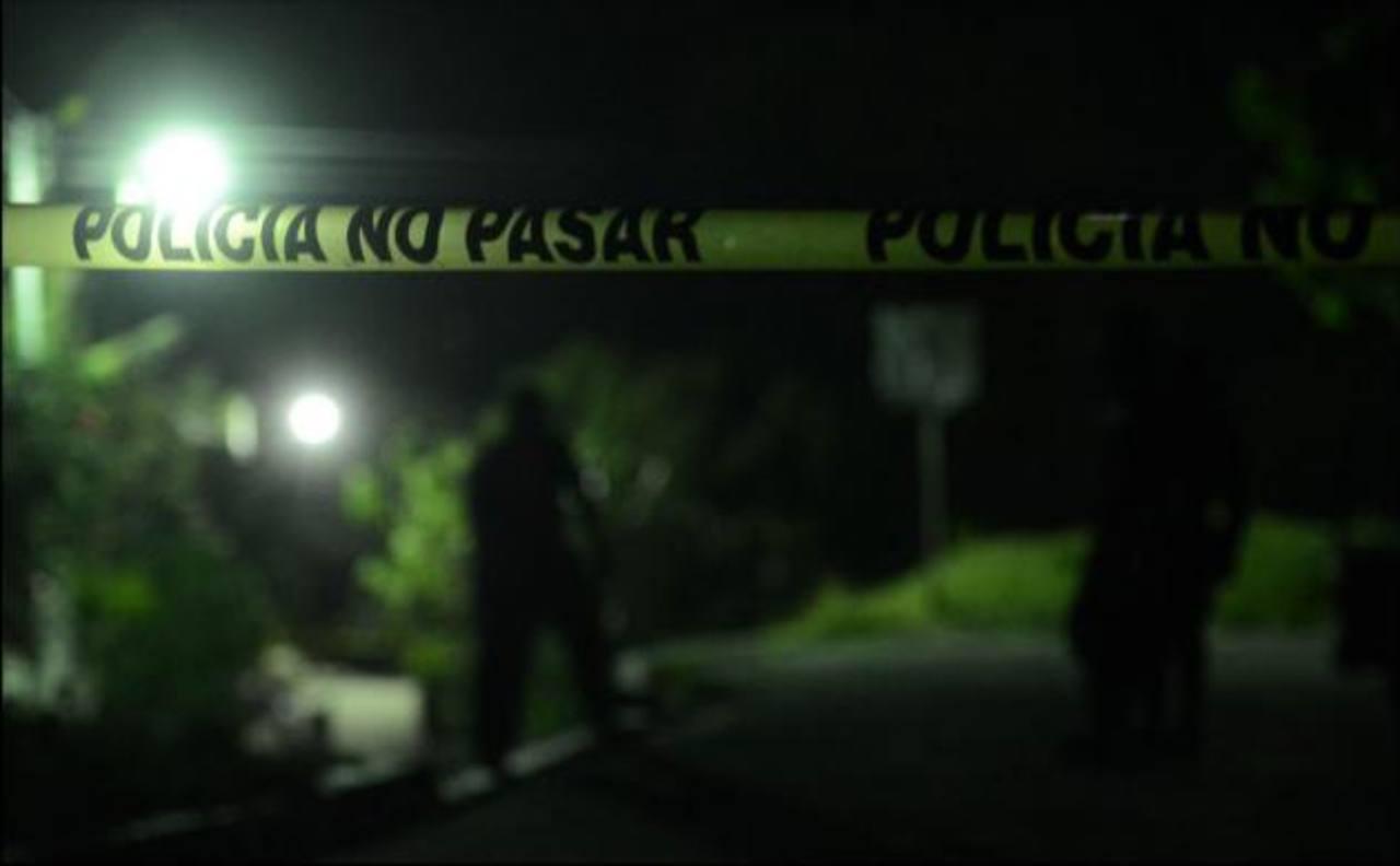 Asesinan a dos jóvenes en Cuscatlán