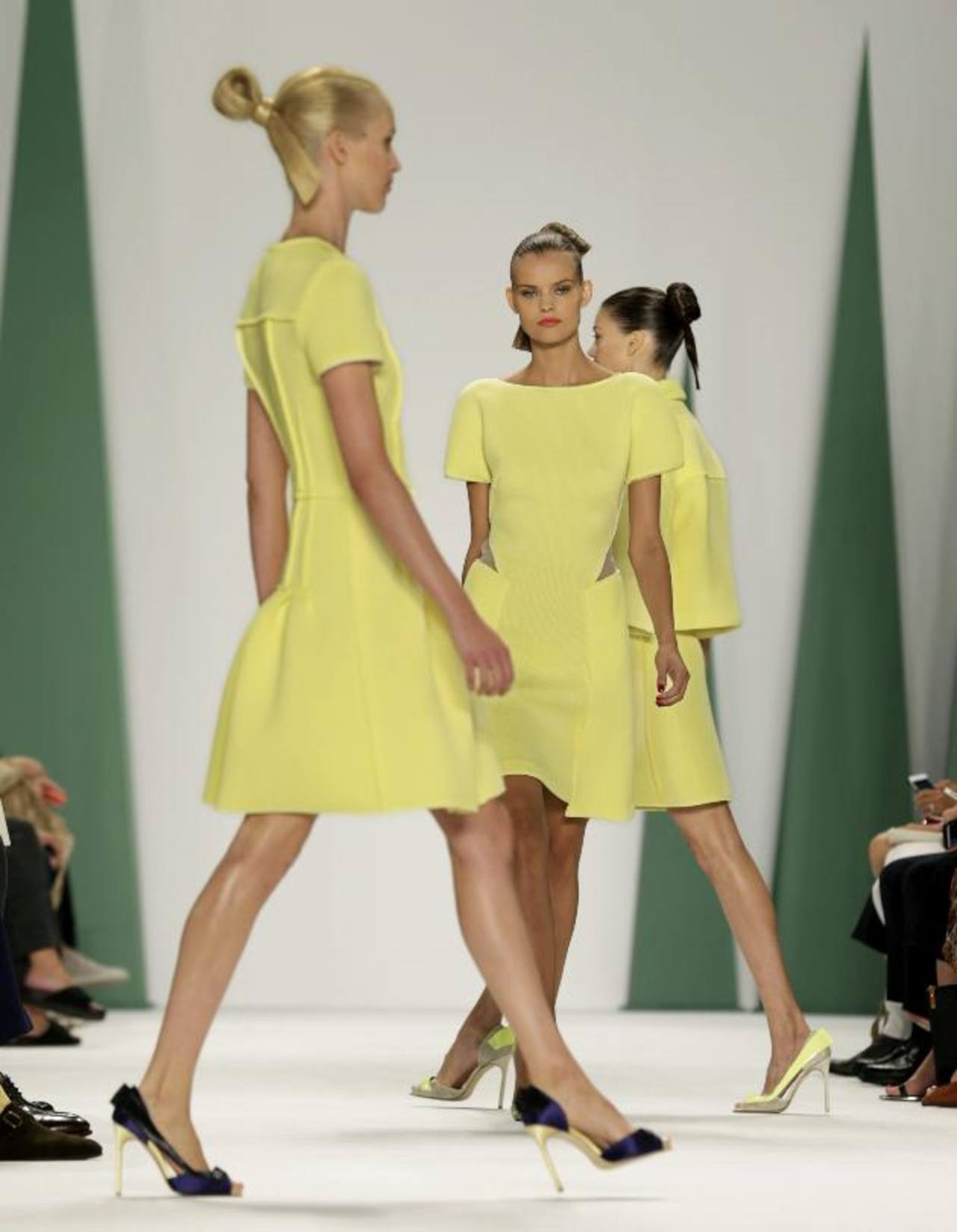 Carolina Herrera y su moda digital