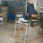 Debido al retraso en la asignación de presupuesto, las escuelas no han podido cubrir las necesidades. Foto edh / Archivo