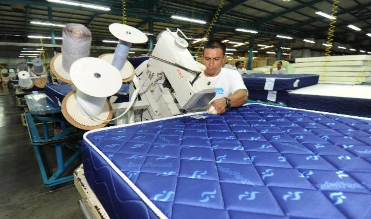 El sector industrial genera el 24 % del total del Producto Interno Bruto (PIB) salvadoreño, según la gremial. Foto EDH / archivo