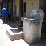 La falta de agua ha sido un dolor de cabeza para los usuarios de la comuna santaneca. foto EDH / Mauricio Guevara.