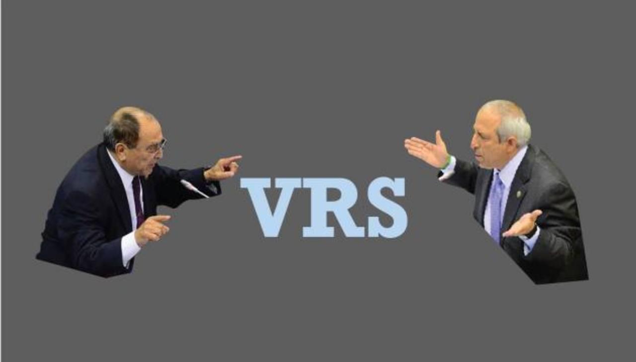 Reyerta verbal entre Reyes y Ochoa Pérez