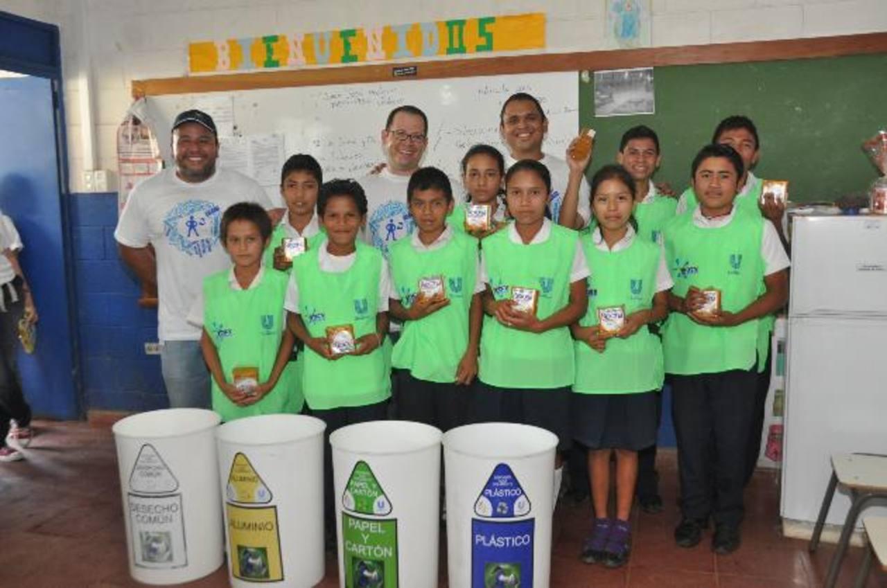 Unilever implementa desde 2010 un programa denominado Plan de Vida Sustentable, con el que busca reducir el impacto ambiental en la producción y consumo de sus productos. EDh/cortesía