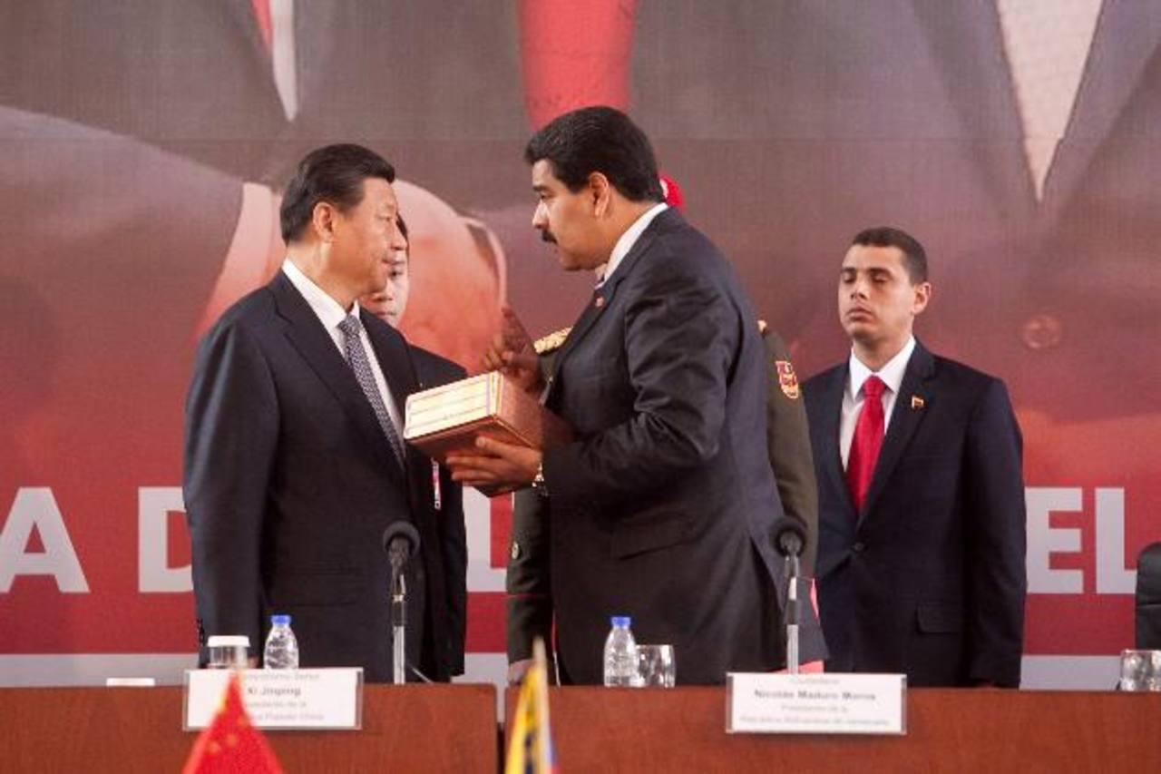 El acuerdo fue firmado en la capital venezolana, Caracas.